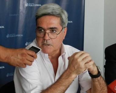 El procurador general, Jorge Miquelarena, habló del presupuesto.