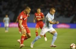 Celta de Vigo y Getafe repartieron puntos.
