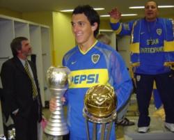 Nicolas Burdisso anunció su retiro del fútbol profesional. Su último equipo fue el Torino.