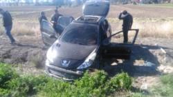 Una mujer resultó herida en el accidente de ruta 7