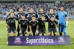 Con tantos de Lautaro Martínez, Tucu Pereyra, Germán Pezzella y Franco Cervi, el equipo de Scaloni venció 4-0 a Irak.