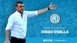 Mañana será presentado. Llega de San Luis (Chile). En Primera dirigió a Colón, Olimpo y Newell's.