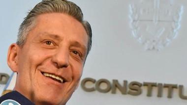 """Según Arcioni, """"los empresarios que cada vez que los convocamos, ellos dan una respuesta, que nos permite brindar beneficios""""."""