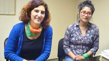 Nathalia González es diputada del Frente de Izquierda y participará en el Encuentro Nacional de Mujeres.