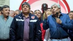 Pablo Moyano en problemas, el fiscal Scalera pide su detención por la causa Independiente y ahora el juez debe decidir si acepta el petitorio.