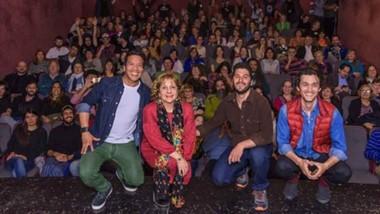 La tercera edición del Patagonia Eco Film superó las expectativas de los organizadores que ya están pensando en la propuesta para presentar en el 2019.