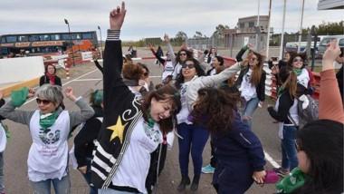 El Encuentro Nacional de Mujeres llegó a Trelew para quedar en la historia.
