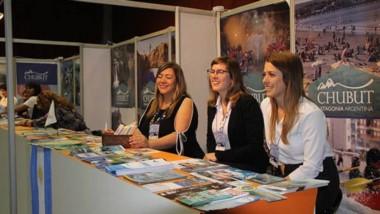 Puerto Madryn, Trelew y Dolavon mostraron sus productos en la FIT de Puerto Montt.