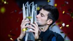 2012, 2013, 2015, 2018. Novak Djokovic lo hizo de nuevo: el serbio se coronó en Shanghai por cuarta vez.