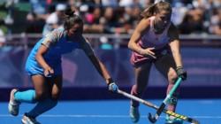 Las chicas argentinas comenzaron perdiendo pero lo revirtieron y se quedaron con el oro.