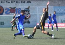 Deportivo Madryn rescató un punto en su visita a Roca.