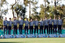 Los Pumitas vencieron a Francia y le dieron a la Argentina la tercera medalla de oro del lunes.