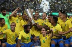 Brasil se quedó con el trofeo Superclásico Championship tras vencer 1-0 a Argentina.