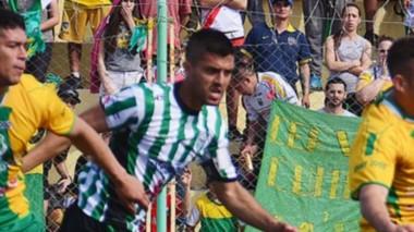 """El """"Verde"""", hoy por hoy, ocupa el quinto puesto en la tabla general de la primera fase del Clausura."""