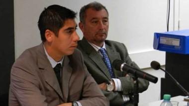 Jorge Bugueño y Daniel Báez, los fiscales a cargo de  la investigación.