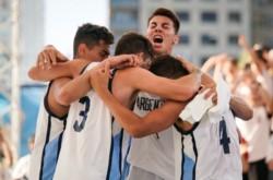 Argentina se quedó con el oro en el básquet 3x3 de los JJ.OO. de la Juventud.