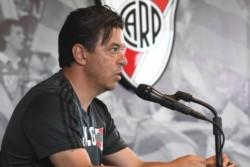 Gallardo dejó bien claro que ni siquiera piensa en ser entrenador de la Selección Argentina en estos momentos.