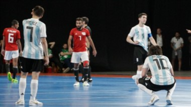 La Argentina perdió 5-4 contra Egipto, en el partido por la medalla de bronce.