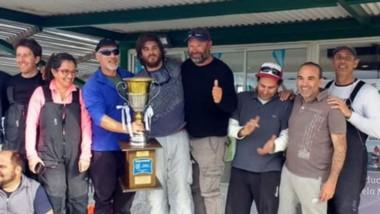 El velero Marabunta se llevó el primer puesto de la Copa Challenger por el 63° Aniversario de la institución.