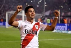 """""""Pity"""" Martínez, que en la semana fue noticia por su posible pase al Altanta United, recibió el alta médica."""