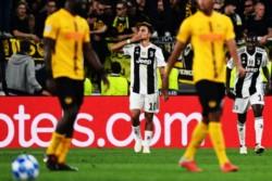 Intratable. Paulo Dybala anotó los tres goles en la goleada de la