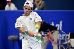 Schwartzman, eliminado en Amberes: el Peque cayó 6-3 y 6-4 ante Monfils y se despidió del torneo en semifinales.
