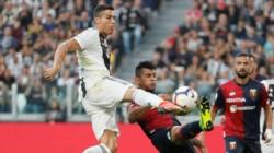 Cristiano Ronaldo volvió a convertir, pero Juventus solo empató con Genoa de local.