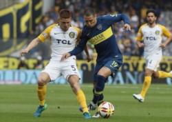 Con un flojo juego, Boca empató sin goles de local con Rosario Central en el último juego de local por Superliga.