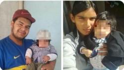 Leonela Ayala, la tía de #Sheila decidió declarar en el Hospital de Malvinas Argentinas porque le quitaron la tenencia de sus 4 hijos.