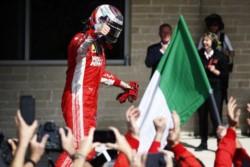 Raikkonen vuelve a ganar y Vettel evita el primer 'match ball' en Austin.