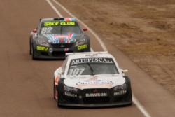 Lucas Valle fue segundo en la segunda carrera de Mendoza