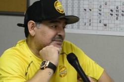 Maradona no deja de sorprender con sus dichos diariamente.