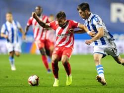 Real Sociedad mereció ganar pero no pudo quebrar al Girona.