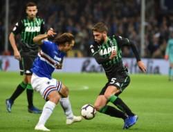Sampdoria y Sassuolo igualaron sin goles en el Calcio.