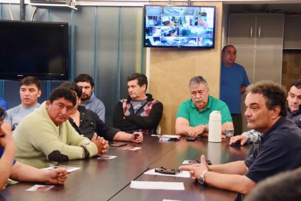 Luz y Fuerza arranca un plan de lucha en Chubut la semana próxima