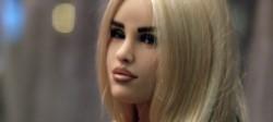 La atractiva Harmony, la primera robot sexual con inteligencia artificial que está disponible a la venta.