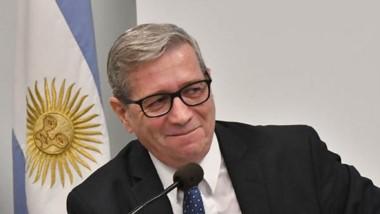 Sergio Piñeda, juez de la causa.