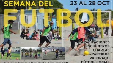 Las salidas serán jueves y viernes hacia los clubes de Puerto Madryn.