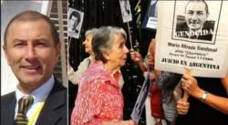 Sandoval será extraditado a nuestro país para el juicio (foto infonews)