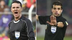 Roldán dirigirá Palmeiras-Boca, y Cunha lo hará en Gremio-River.
