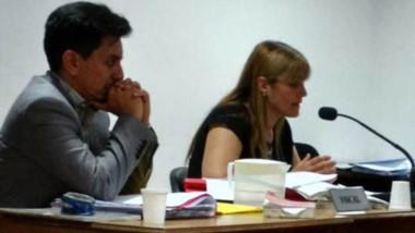 La fiscal  Andrea Vázquez solicitó la continuidad de la preventiva.