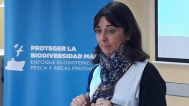 Profesionales disertaron sobre el Enfoque Ecosistémico de la Pesca.