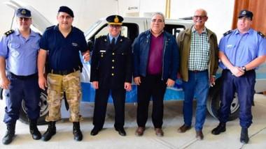 El ministro Marcial Paz encabezó la entrega.