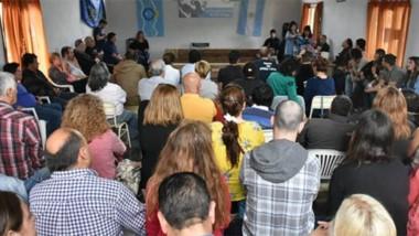 Un nuevo encuentro en la Cordillera del Movimiento de Unidad Peronista en la búsqueda de consensos.