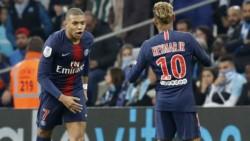 Mbappé viene desde la banca en Marsella para darle su 11° triunfo en fila al PSG en la Ligue 1.