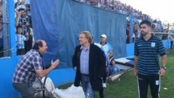 Auspicioso debut de Mostaza Merlo en Nueva Italia.