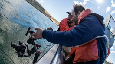 Se comenzó a filmar en distintos lugares de la provincia para promocionar el turismo en Chubut.