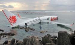 La aeronave de Lion Air iba desde la capital Yakarta a la ciudad de Pangkal Pinang, frente a la isla de Sumatra.