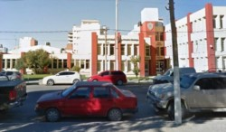 Municipalidad de Puerto Madryn (imagen google earth pro)