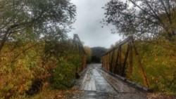El hecho ocurrió a 50 kilómetros de Junín de los Andes (foto @LMNeuquen)